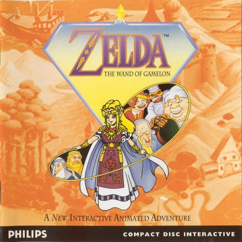 The Wand of Gamelon (CD-i) 1993