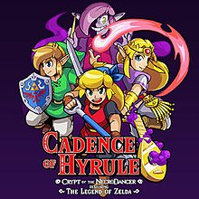 Cadence of Hyrule (Switch Eshop) 2019