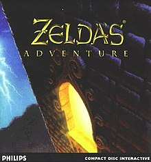 Zelda's Adventure (CD-i) 1994