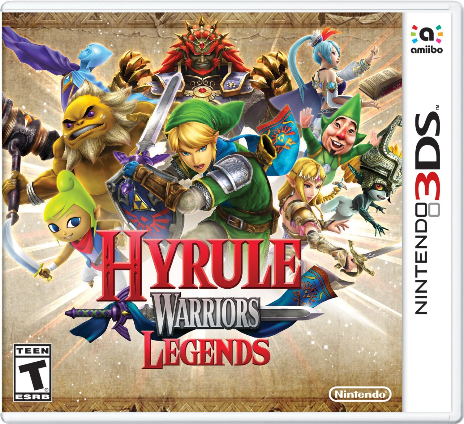 2648 - Hyrule Warriors Legends - 25-03-2016 - Beat-'Em-Up - 7