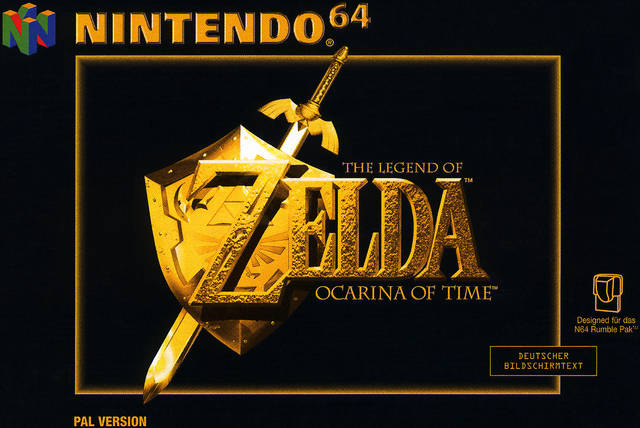 Ocarina of Time (N64)  1998