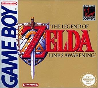 Link's Awakening (GB)   1993