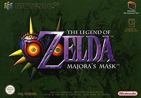 Majora's Mask (N64) 2000