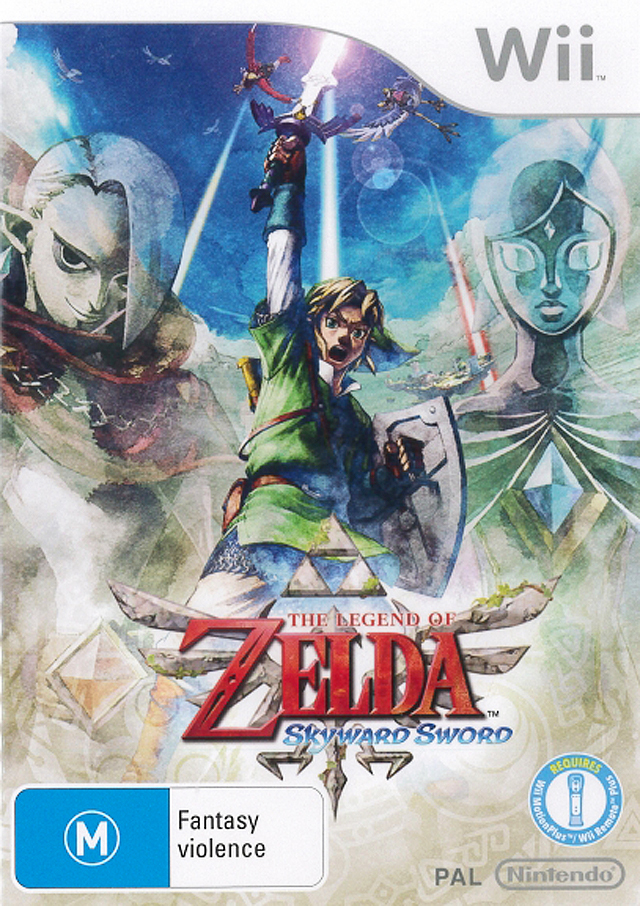 Skyward Sword (Wii) 2011