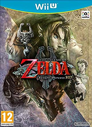 Twilight Princess HD (Wii U) 2016