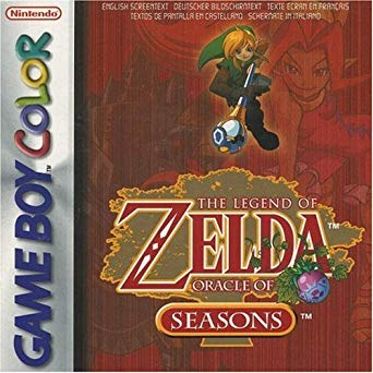 Oracle of Seasons (GBC) 2001