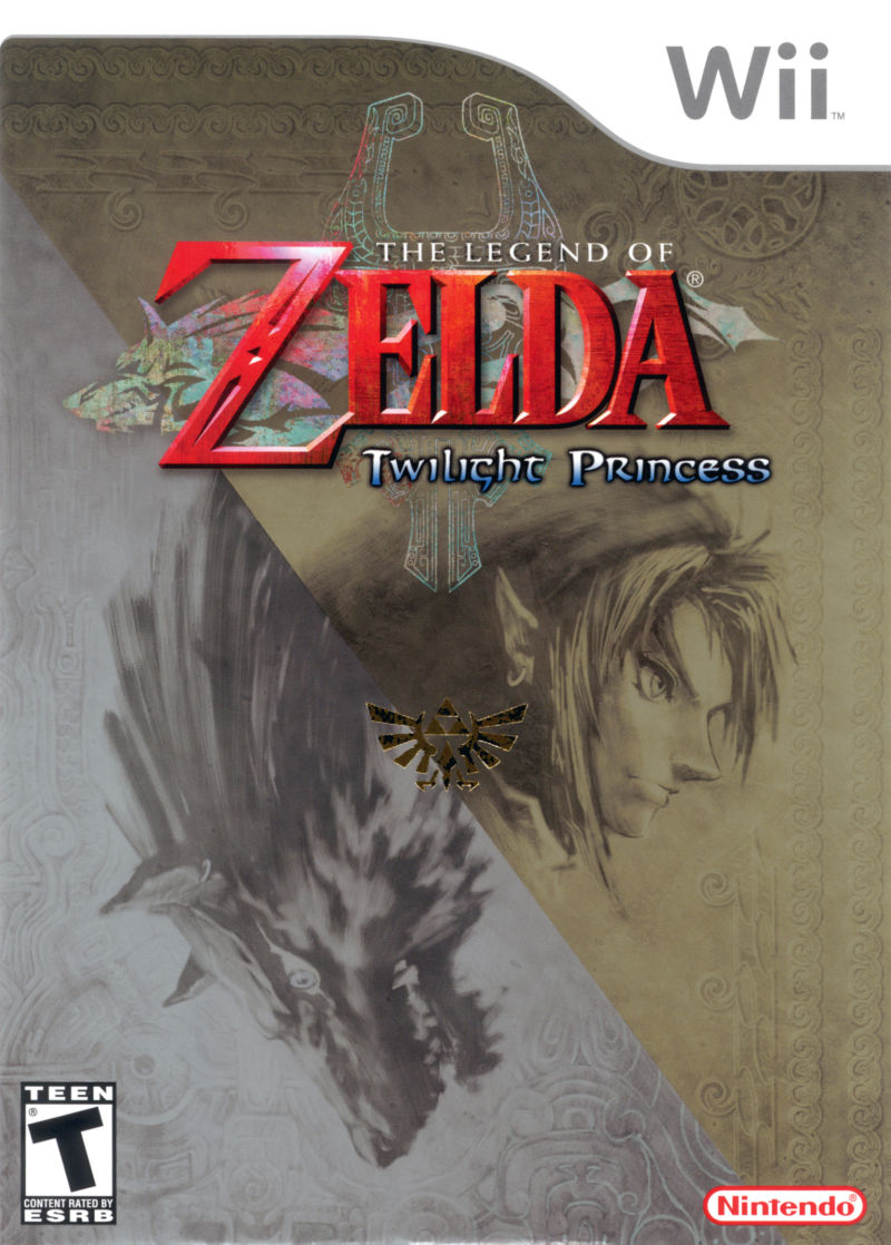 Twilight Princess (GC/Wii) 2006
