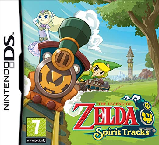 Spirit Tracks (DS) 2009