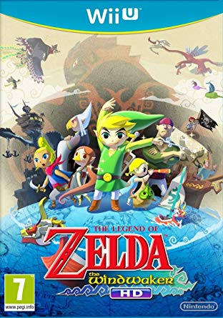 The Wind Waker HD (Wii U) 2013