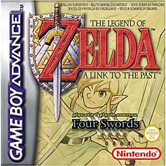 Link to the Past + Four Sword (GBA) 2003