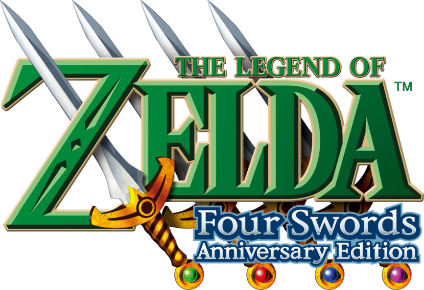 Four Sword Adventure Anniversary Edition (Eshop DS) 2012