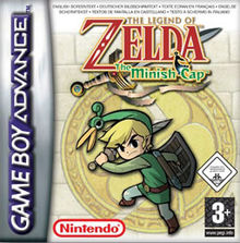 The Minish Cap (GBA) 2004