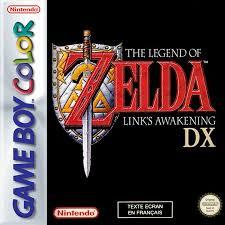Link's Awakening DX (GBC)  1998