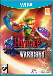 Hyrule Warriors (Wii U) 2014