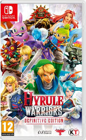 Hyrule Warriors Definitive Edition (Switch) 2018