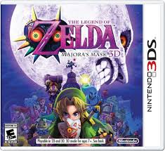 Majora's Mask (3DS) 2015