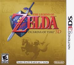 Ocarina of Time 3D (3DS) 2011
