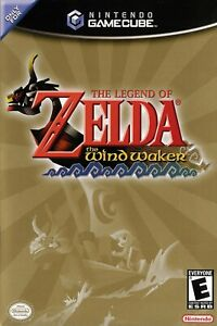 The Wind Waker (GC) JP 2002 - FR 2003